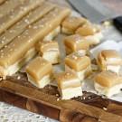 Salted Caramel Shortbread + FBF Orlando