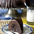 Fudge Tunnel Cake