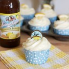 Summer Shandy Cupcakes
