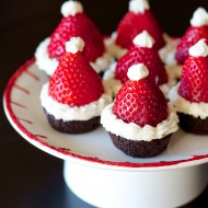 Santa Hat Brownies 2 2757 copy
