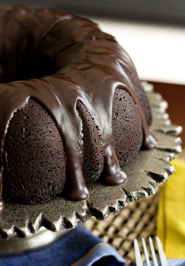 Chocolate Tunnel Cake Recipe — Dishmaps