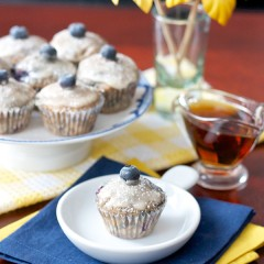 Blueberry Pancake Muffins 019