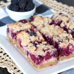 Blackberry Pie Bars 666
