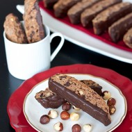 Chocolate Hazelnut Biscotti 1134