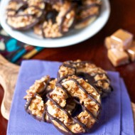Homemade Samoas 357