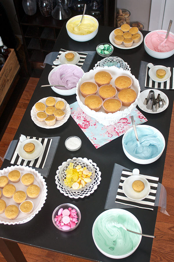 Pastel Cupcakes 1322