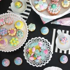 Pastel Cupcakes 1361