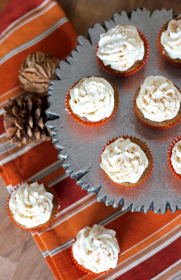 Pumpkin Spice Latte cupcakes 1172 copy
