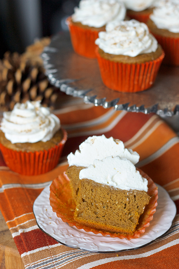 Pumpkin Spice Latte cupcakes 1189 copy