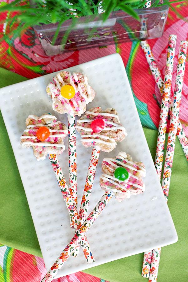 Rice Krispie Flower Pops 5962 copy