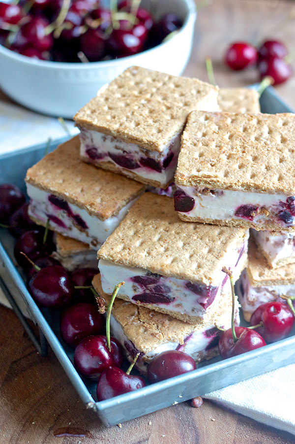 Cherry Crisp Ice Cream Sandwiches 7843 copy