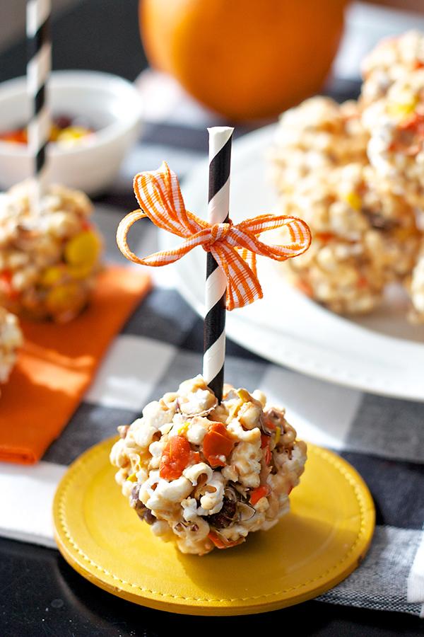 Peanut Butter Popcorn Balls 9059 copy