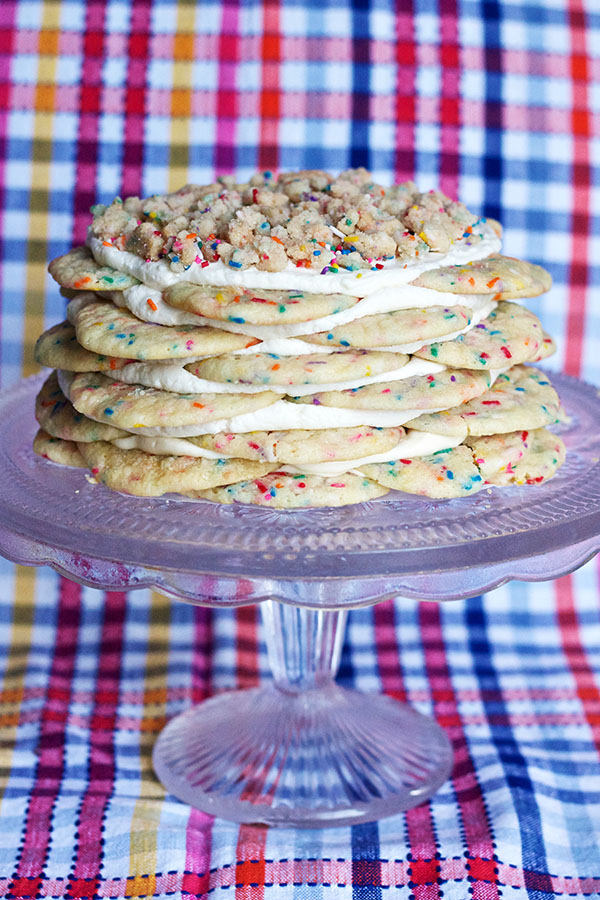 Funfetti Cookie Statck Cake 8505 copy