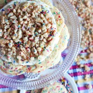 Funfetti Cookie Statck Cake 8551 copy