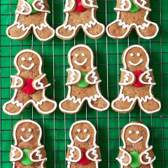 M&M Gingerbread Cookies 9783 copy