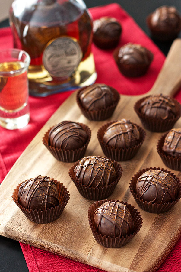 Mexican Chocolate Truffles 9445 copy