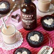 Coffee Milk Brownie Cupcakes 10658 copy