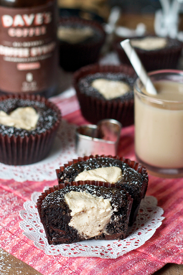 Coffee Milk Brownie Cupcakes 10704 copy