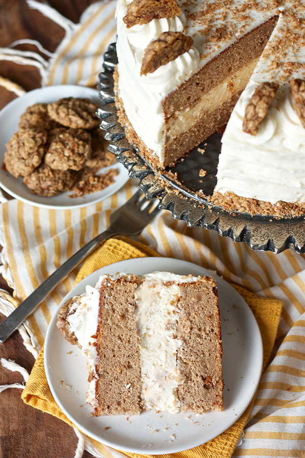 Oatmeal Cookie Cheesecake Layer Cake 10764 copy