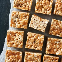Salted Caramel Rice Krispie Treats 11811 copy