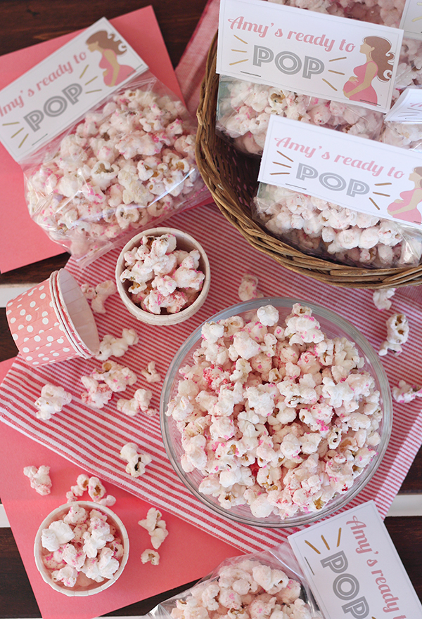 Erica S Sweet Tooth 187 Strawberry Shortcake Popcorn