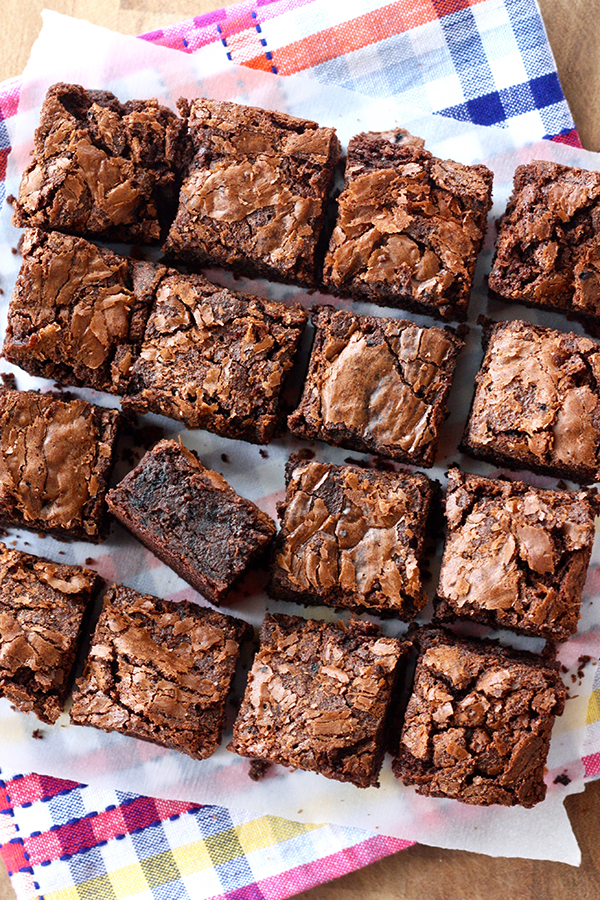Jul 26,  · Usually chocolate brownies are a combination of flour, cocoa powder, butter sugar, eggs, chocolate Well this recipe cuts the ingredients down to just three! Nutella, a few eggs and just a bit of flour combine super easily to form what looks just like classic brownie batter/5(51).